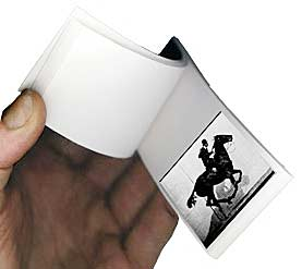 Flipbook from Wikimedia commons